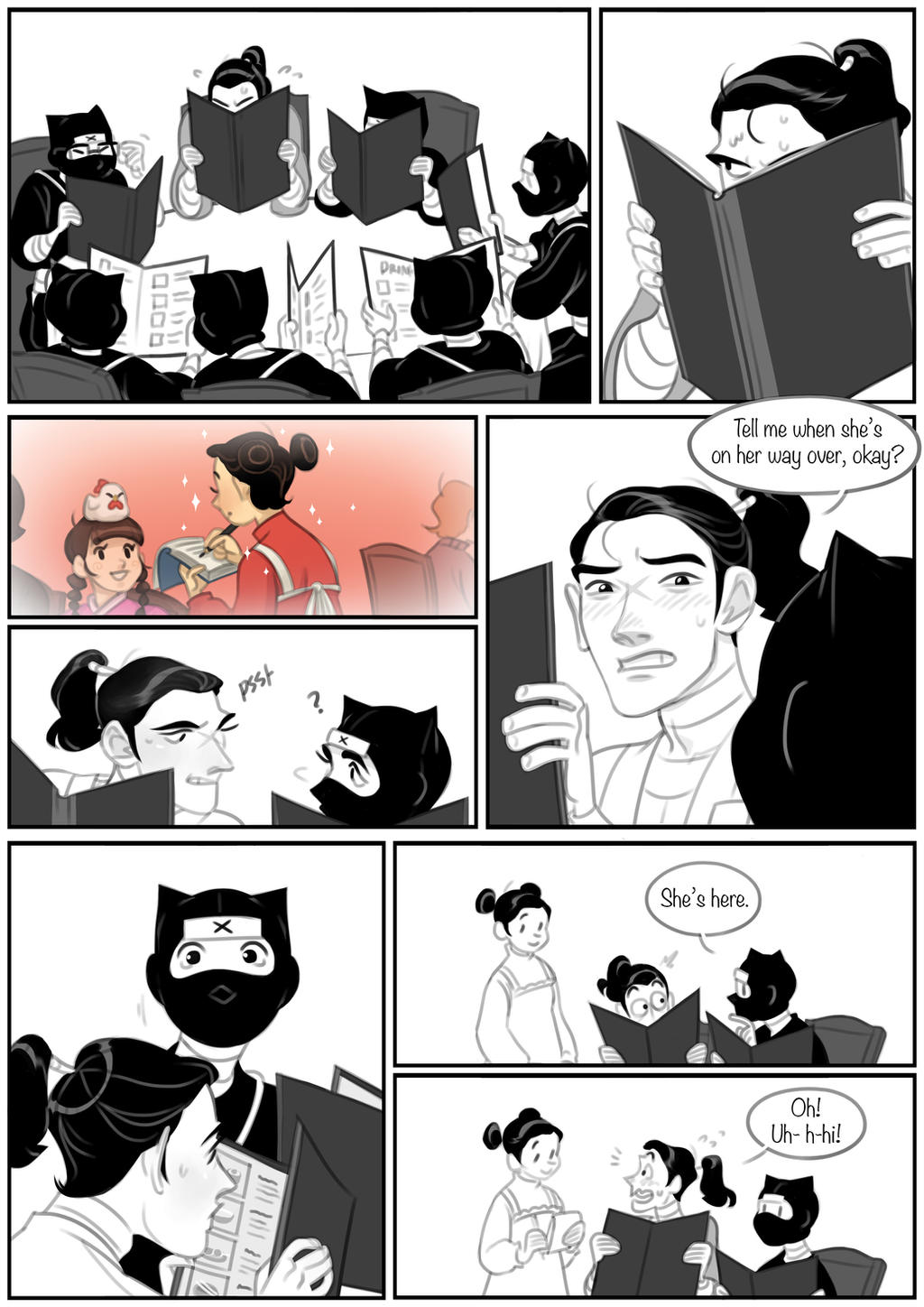 Pucca: TONT Page 30 by LittleKidsin