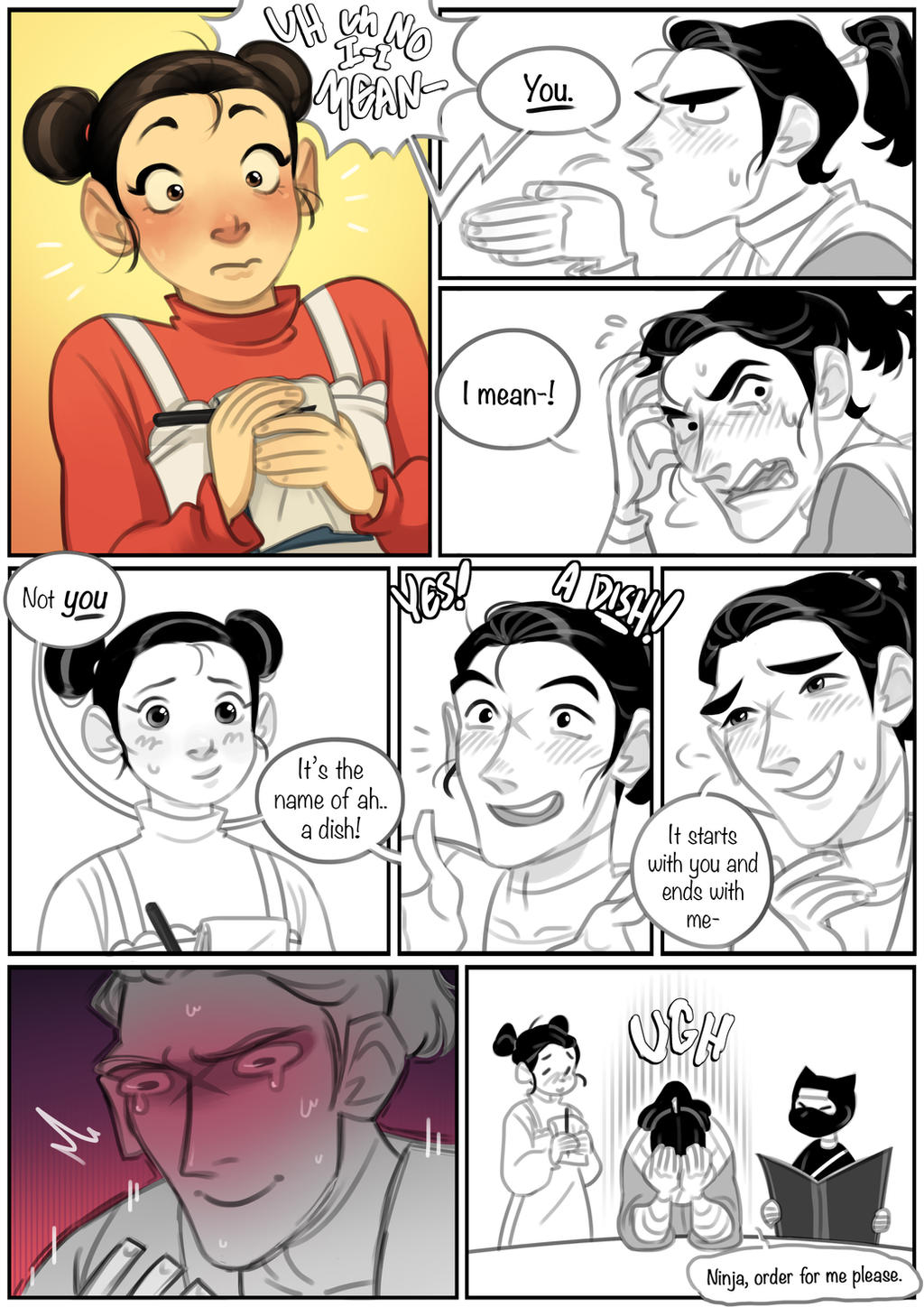 Pucca TONT page 32 by LittleKidsin