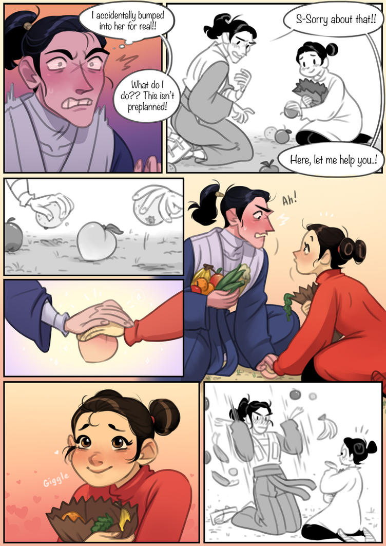 Pucca: TONT Page 34 by LittleKidsin