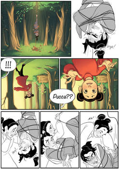 Pucca: TONT page 38