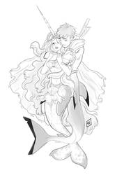 Commission #76 by LittleKidsin