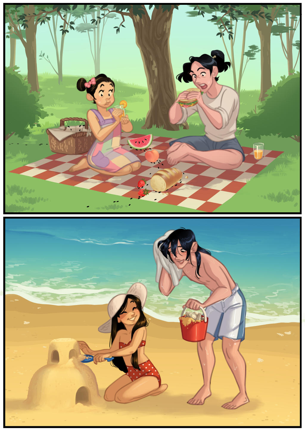 Pucca: TONT Page 47