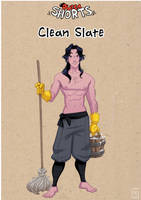 Pucca Shorts: Clean Slate