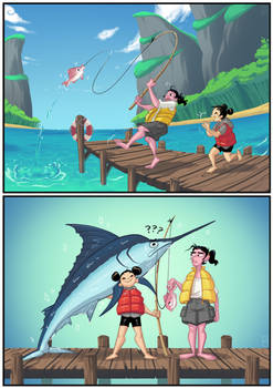 Pucca: TONT page 49