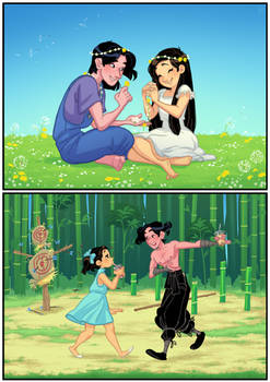 Pucca: TONT page 50