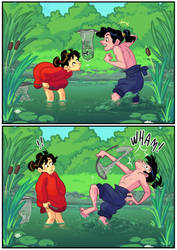 Pucca: TONT Page 51