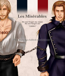 Valjean/Javert