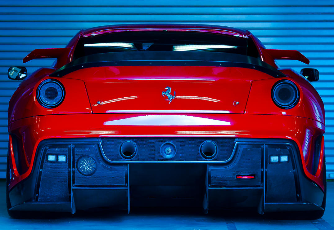 Ferrari 459 by ndonLee88 on DeviantArt