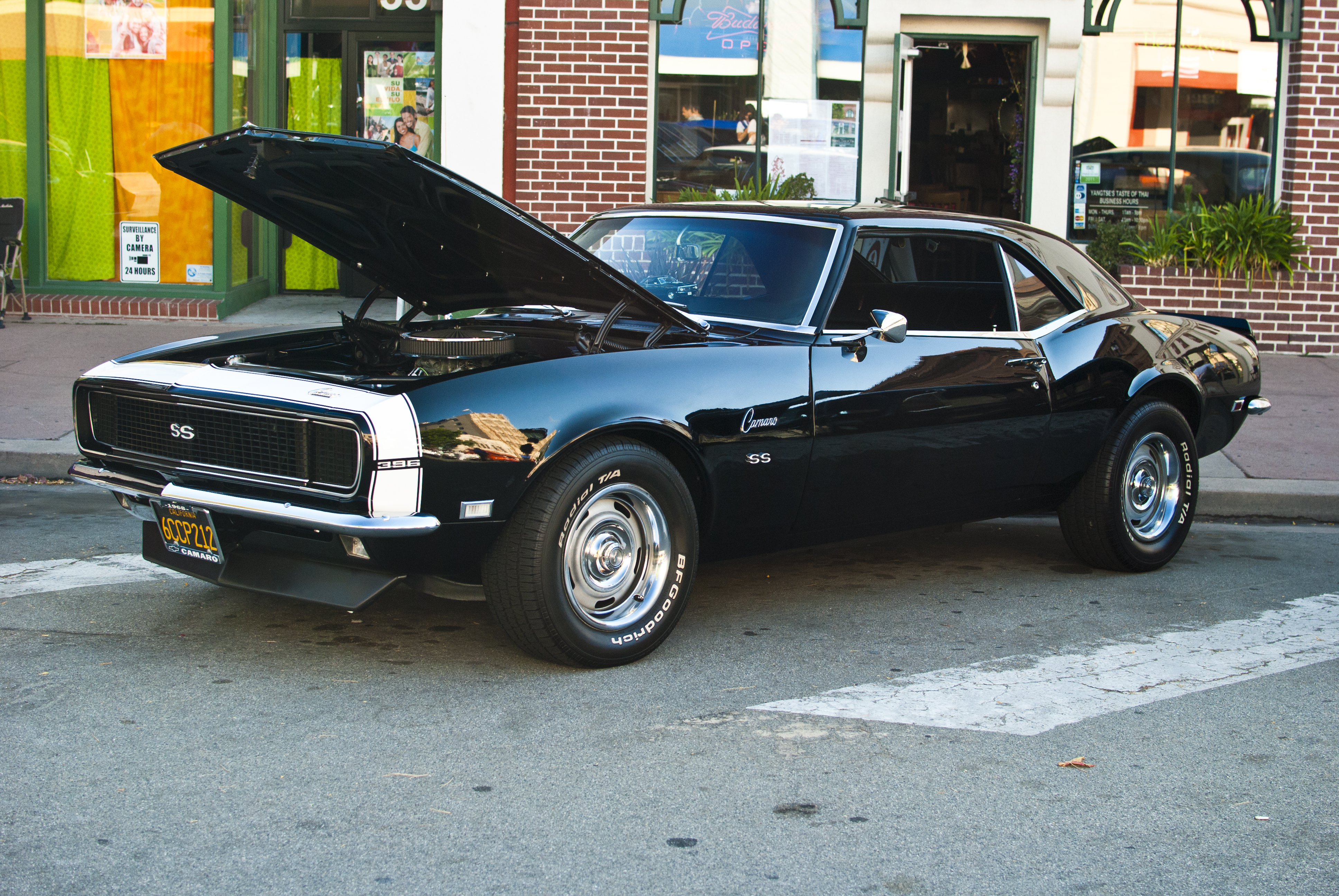 Classic Camaro By Brandonlee88 On Deviantart