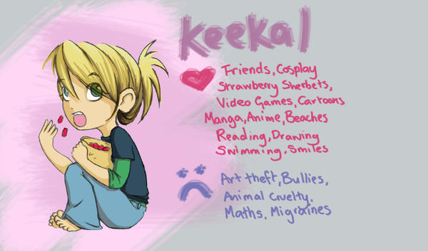 Keekal's Profile Picture
