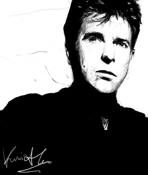 Sledgehammer - Peter Gabriel by KaileenaFarah