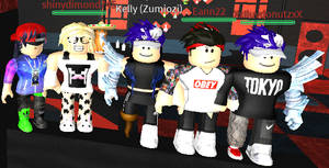 [roblox] meh and mah fwends :3 (read descp.)