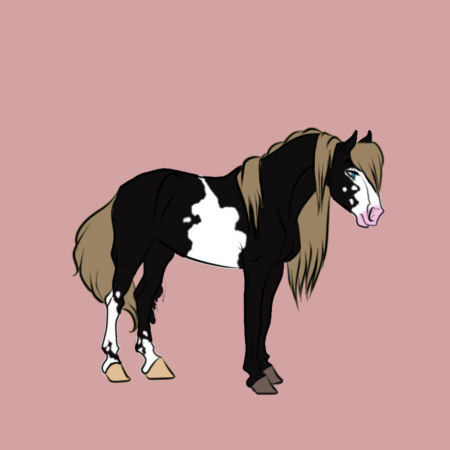 Horse Adopt 4 -Close- by moonforests-stables