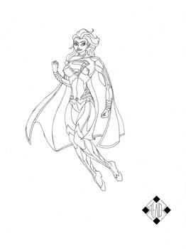 Supergirl - Girl of Steel