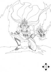 Thor_Signed by Stelios-Tomazos