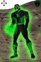 Green Lantern - Powering up 1