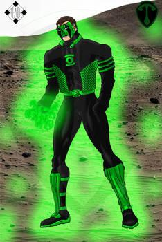 Green Lantern - Powering up 2