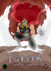 THOR_GOD OF THUNDER