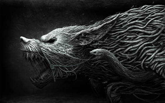 werewolf by gsyp59