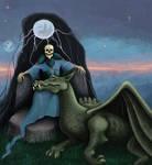 Dragon by ancientwarmaster