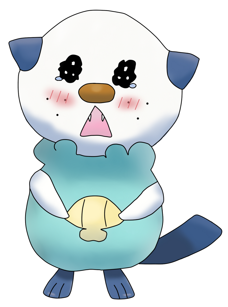 Pokemon Oshawott Crying Images | Pokemon Images