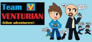 Team Venturian!!! by The-BearSweg