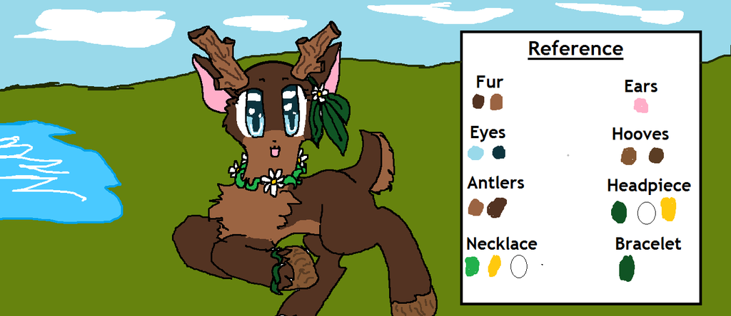 Character Design Contest 2014 : Character design contest entry by tigerthealleycat on