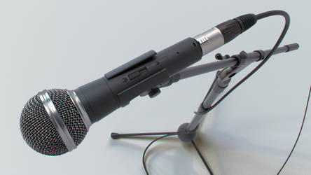 Microphone - SM58 - 03
