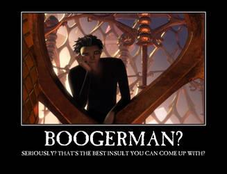 Boogerman by PhantomGirl