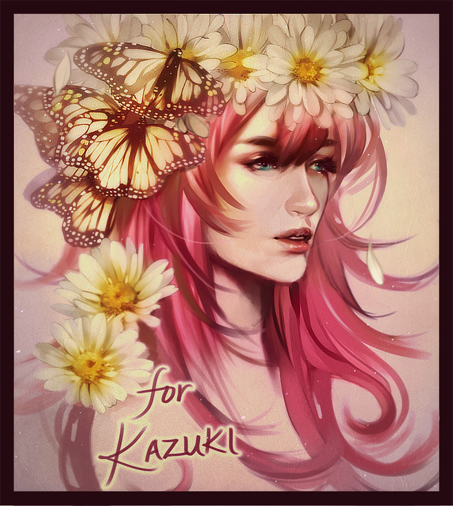 NYE: KAZUKl by Faelicia
