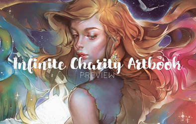 Infinite Charity Artbook (Preview)