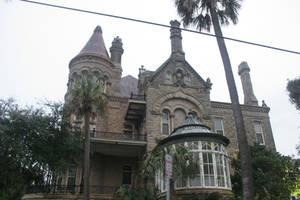 Galveston Victorian House by crumpstock