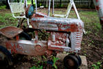 The Old Tractor Toy 01