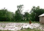 DAys of Rain Wet Ground Stock