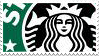 Starbucks Love Stamp by aimingforlogical