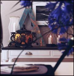 intrior apartment vA