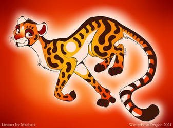 King Cheetah Adopt (OPEN)
