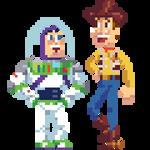Toy Story Pixel