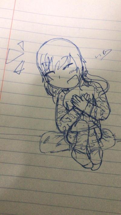 Happy Cloud Boy is the best Cloud Boy by TaishanCantonArtist