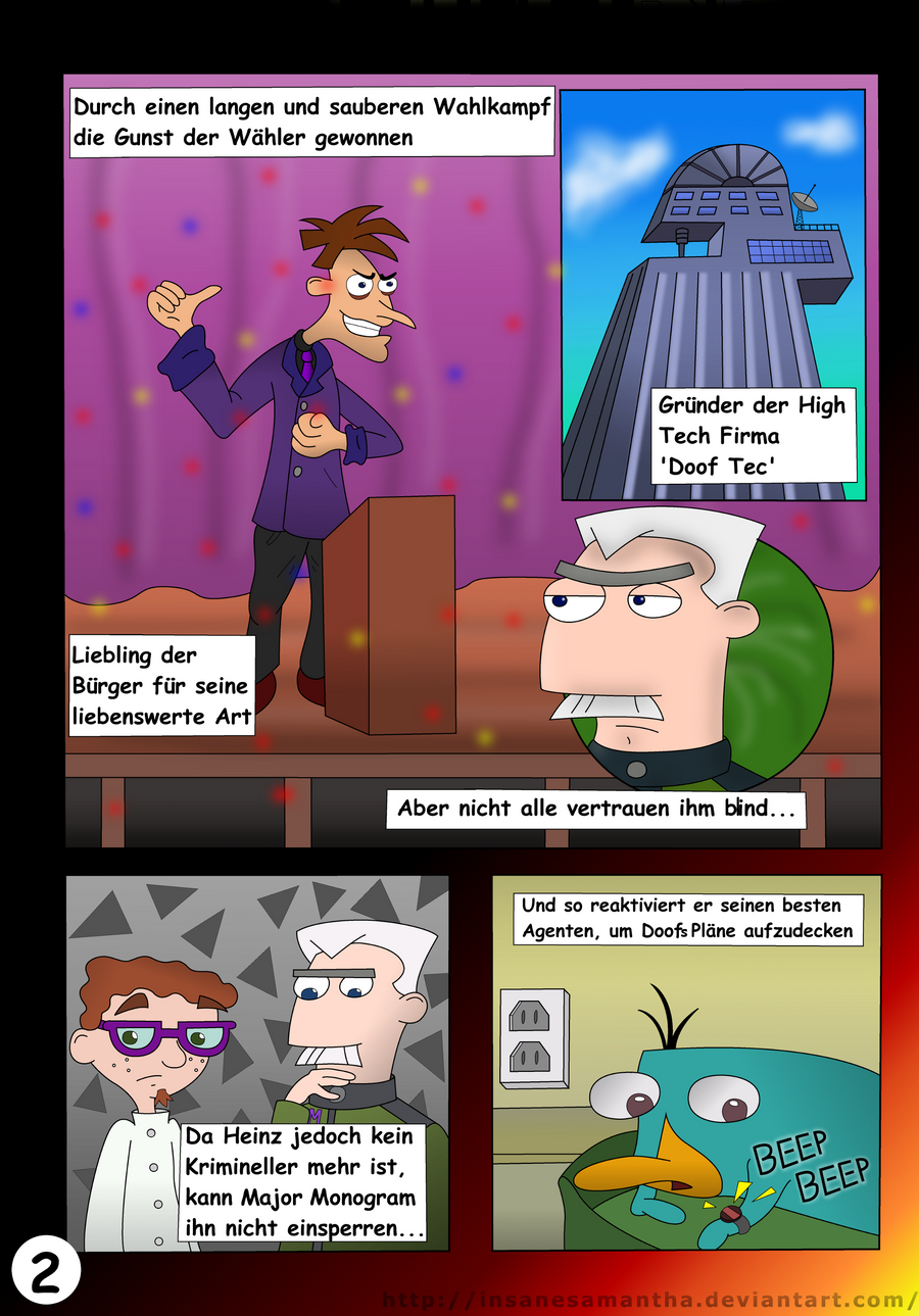 TLF Chapter 1 page 2 by InsaneSamantha