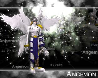 Angemon-3d by RhapzJPC