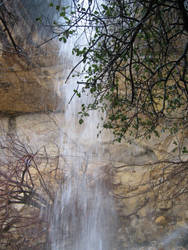 Lost Creek Waterfall I
