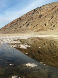 Reflection at Bad Water