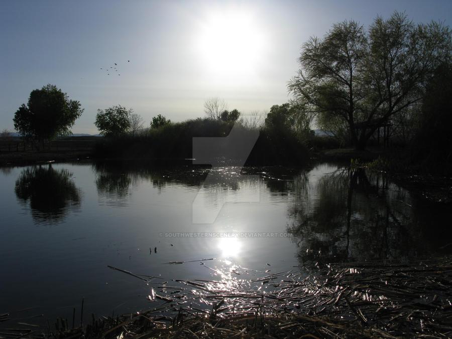 Drowning Daylight by southwesternscenery