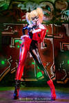 Harley Quinn Cosplay (Batman) by ShiSha-Rainbow