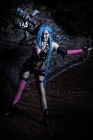 Jinx from League of Legends by ShiSha-Rainbow