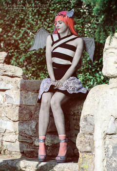 Rochelle from Monster High