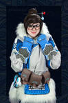 Mei from Overwatch by ShiSha-Rainbow
