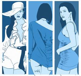Three -Women