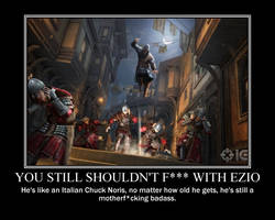 Don't f--k with Ezio v2 by Volts48